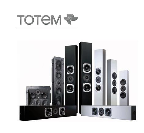 Totem Speakers