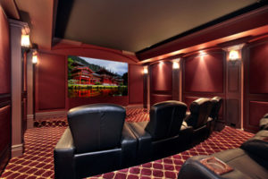 Noble Audio Video Home Theater