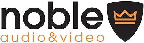 Noble Audio & Video Logo
