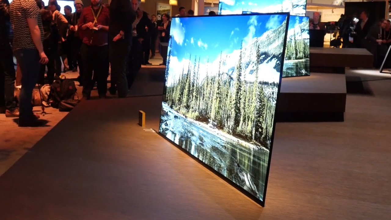 Sony's new OLED