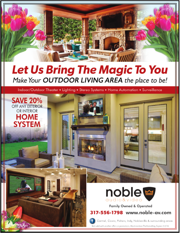 Our Spring HomeMag Ad has arrived!  It will be in homes on 4/8