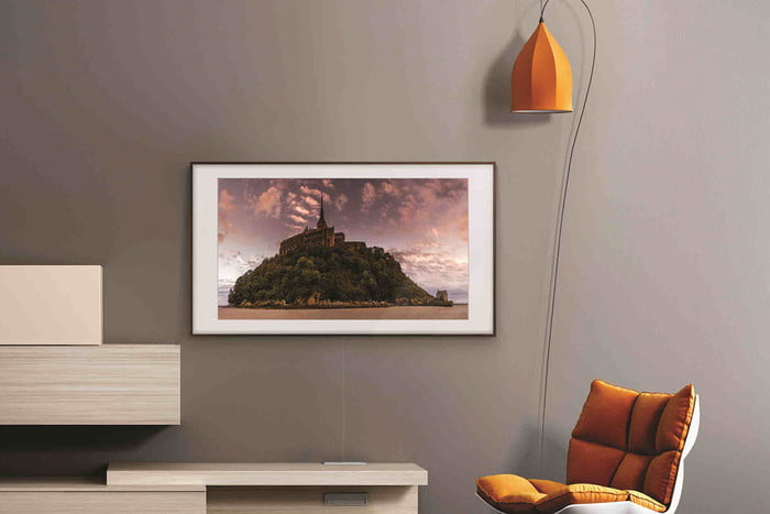 New Samsung Frame TV